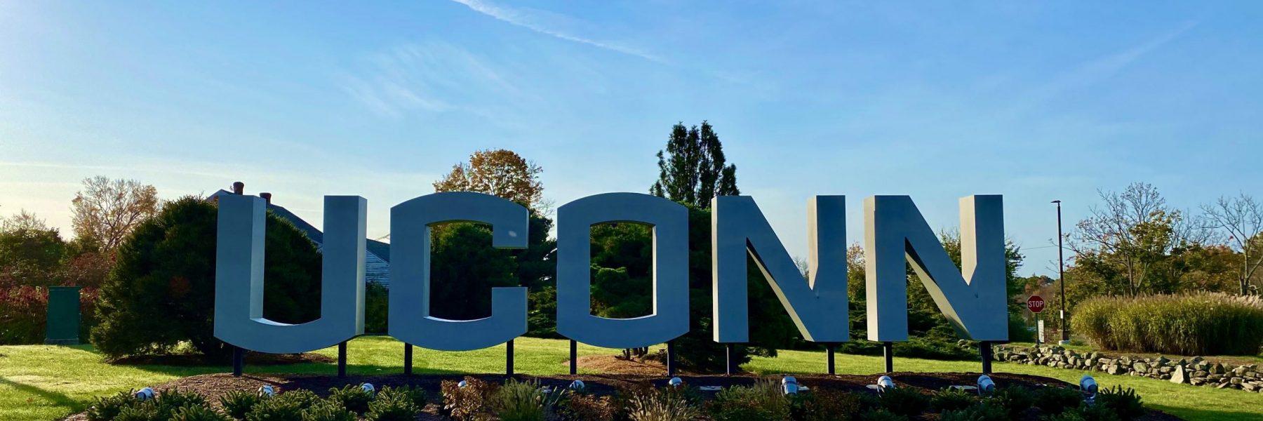UConn logo